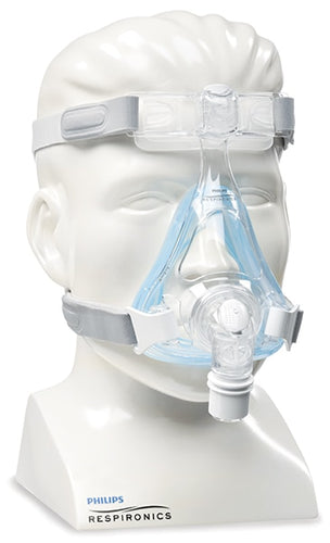 Philips Respironics Amara Gel Full Face Mask with Headgear - Philips Respironics - 1090400