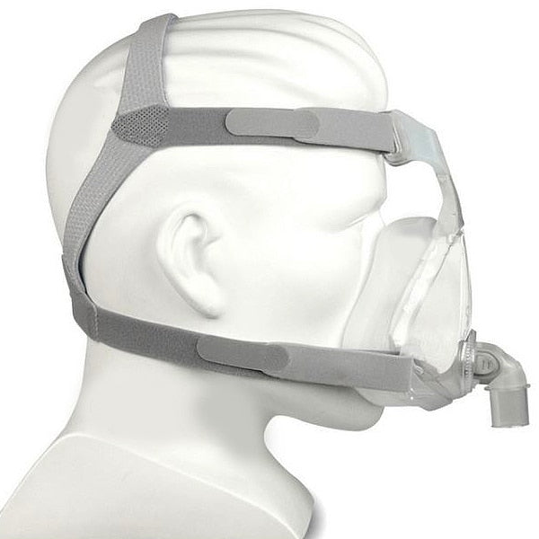 ResMed Quattro Air Full Face Mask System with Headgear - ResMed - 62701