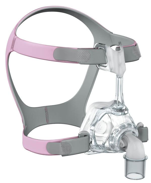 Mirage FX For Her - Nasal Mask with Headgear