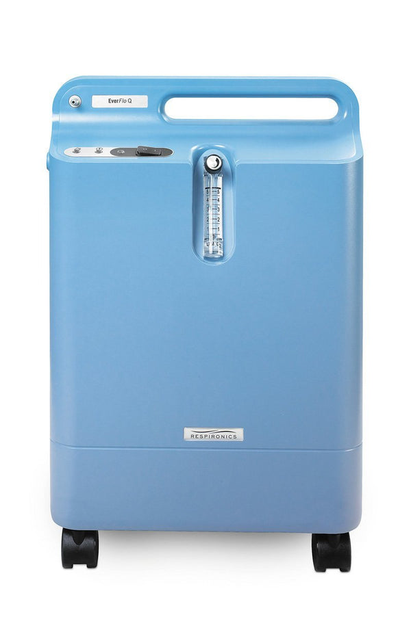 EverFlo Q Oxygen Concentrator w/ Oxygen Percentage Indicator