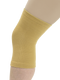 MAXAR Cotton/Elastic Knee Brace  (Four-Way Stretch) - Beige