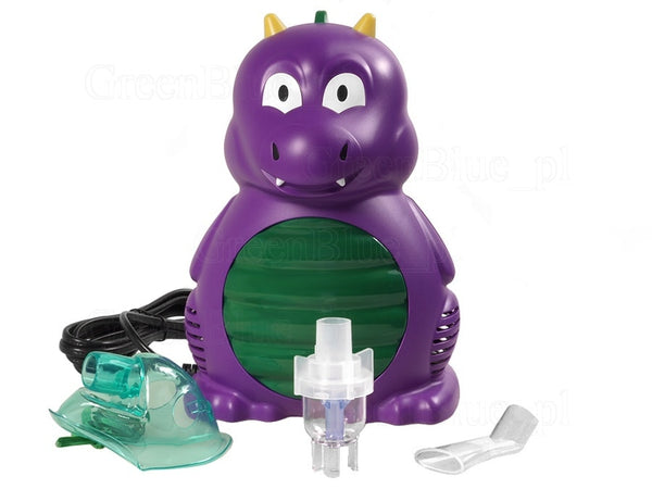 Dexter Dragon Pediatric Compressor Nebulizer w/ handsets