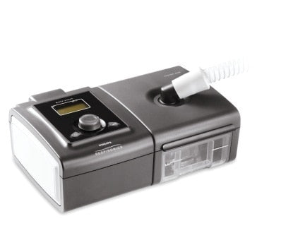 System One BiPAP AutoSV 60 Series w/ Heated Humidifier