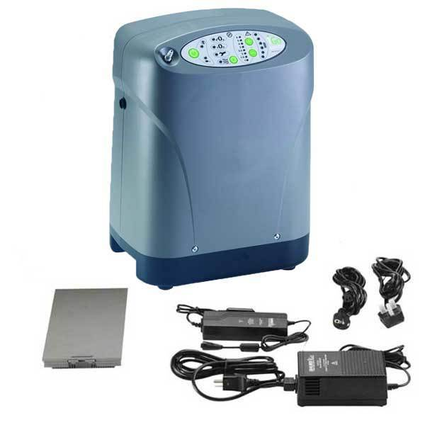 DeVilbiss Healthcare iGo Portable Oxygen Concentrator