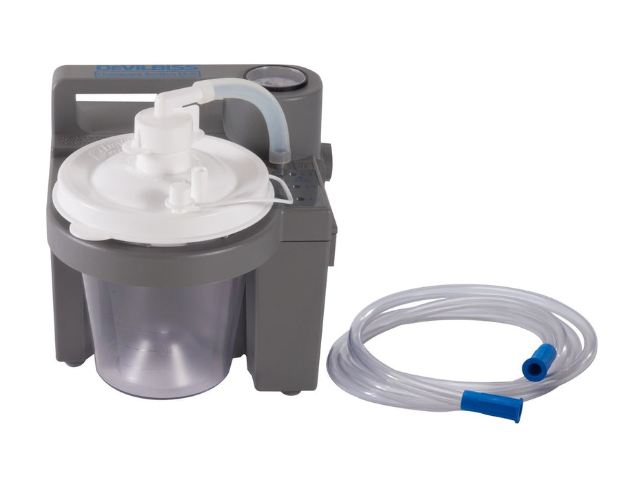 7305 Series Homecare Suction Unit with Internal Filter