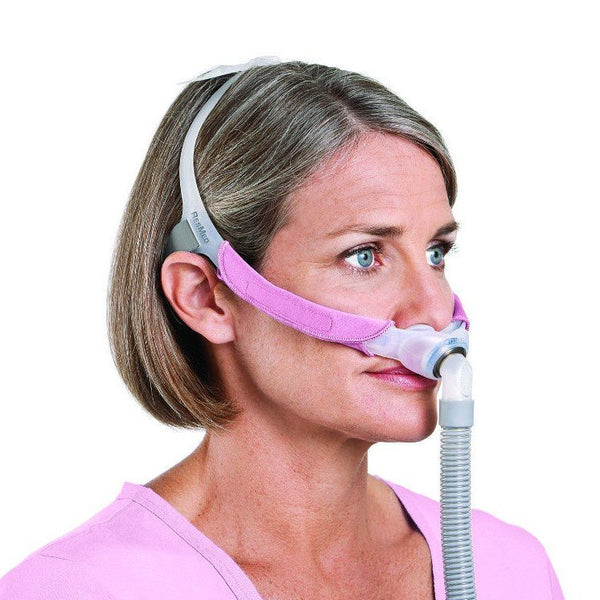 Swift FX for Her Nasal Pillows System with Headgear