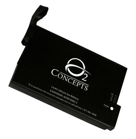 O2 Concepts Oxlife Independence Battery - O2 Concepts - 800-1002S