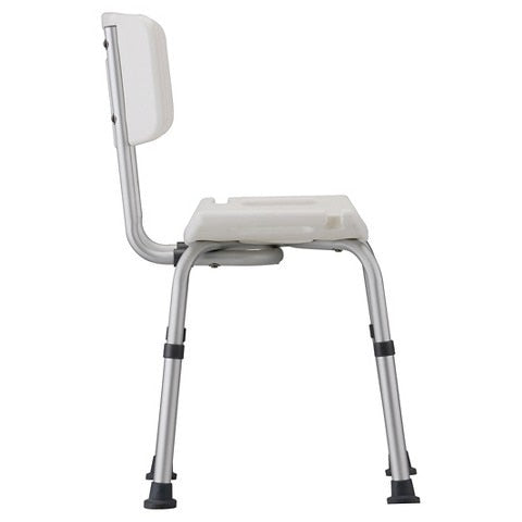Lightweight Bath Shower Chair with Back