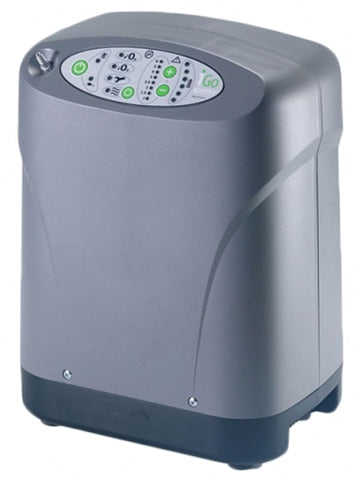 RENT iGo Portable Oxygen Concentrator with Wheeled Case