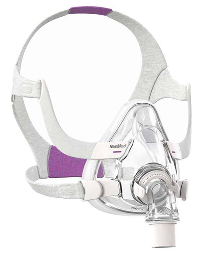 ResMed AirFit F20 for Her Full Face CPAP Mask with Headgear - ResMed - 63403