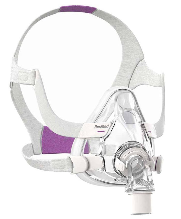 AirFit F20 for Her Full Face CPAP Mask with Headgear