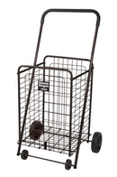 Winnie Wagon All Purpose Shopping Utility Cart, Black