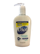 Dial Antimicrobial Soap w/ Moisturizers Liquid 7.5 oz. Pump Bottle