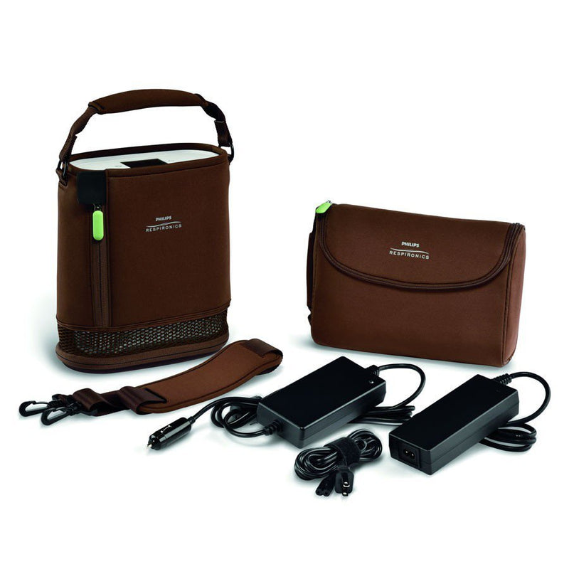 SimplyGo Mini Portable Oxygen Concentrator w/ Standard Battery