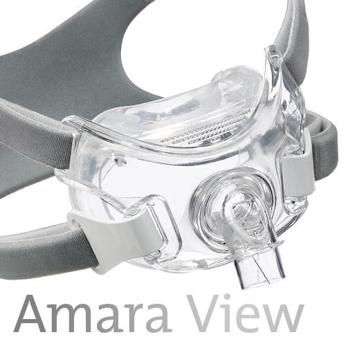 Amara View Full Face Mask with Headgear