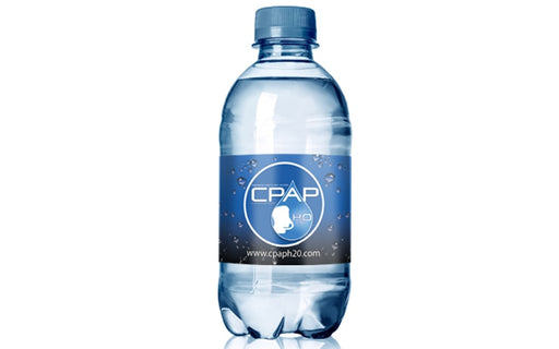 CPAP H2O Premium Distilled Water - 1 Single Bottle