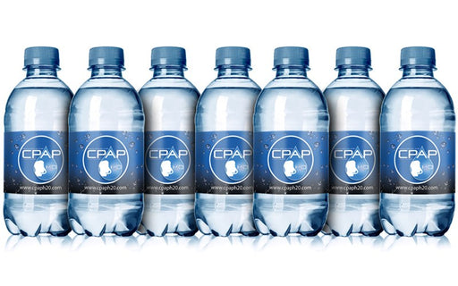 CPAP H2O Premium Distilled Water - 31 Bottle Pack