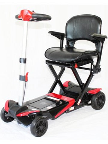 FOR RENT Transformer Scooter - Automatic Folding Scooter with Remote Control - Enhance Mobility - s3021r-1