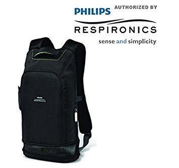 Philips Respironics SimplyGo Mini Backpack - Black - Philips Respironics - 1119894
