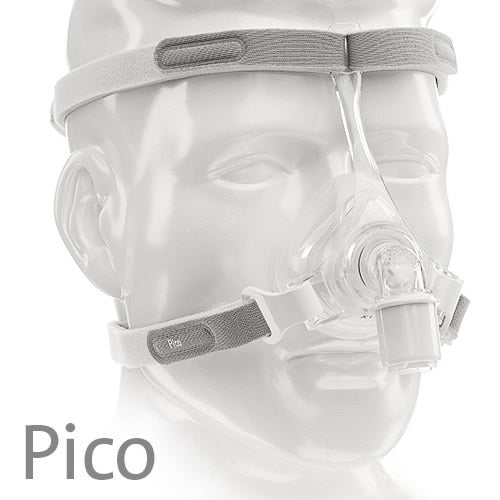 Pico Nasal Mask Fitpack with Headgear