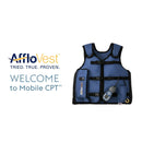 AffloVest Mobile Percussion Vest