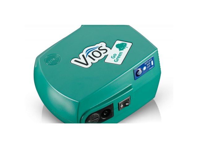 Pari Respiratory Vios Pediatric Compressor Nebulizer with LC