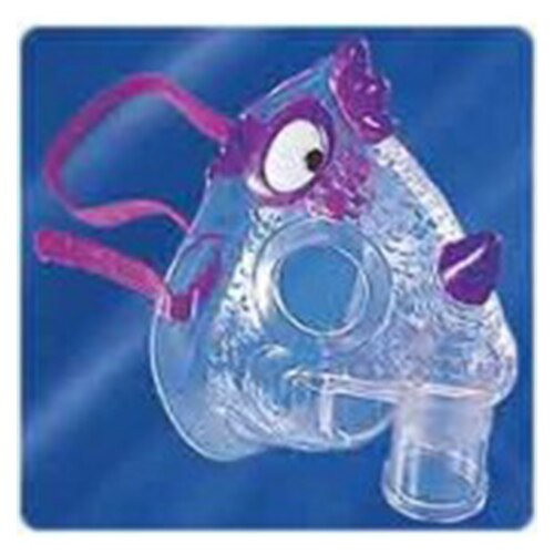 Pediatric Aerosol Dragon Mask by Carefusion