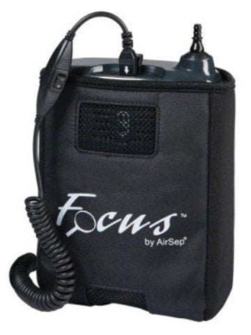 AirSep Focus Portable Oxygen Concentrator - AirSep - AS078-1