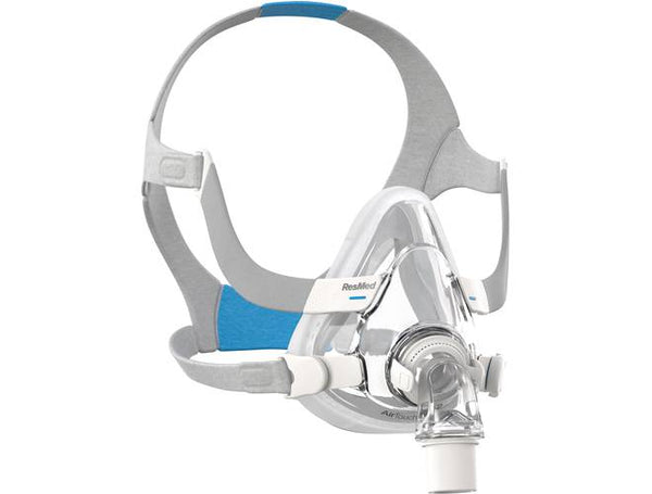 ResMed AirTouch F20 Full Face CPAP Mask without Headgear, Large