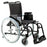 "Cougar Ultra Lightweight Rehab Wheelchair, Swing away Footrests, 16"" Seat"