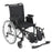 "Cougar Ultra Lightweight Rehab Wheelchair, Elevating Leg Rests, 18"" Seat"