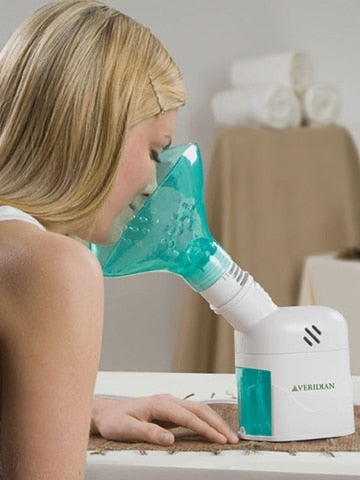 Steam Inhaler and Beauty Mask (Complete)