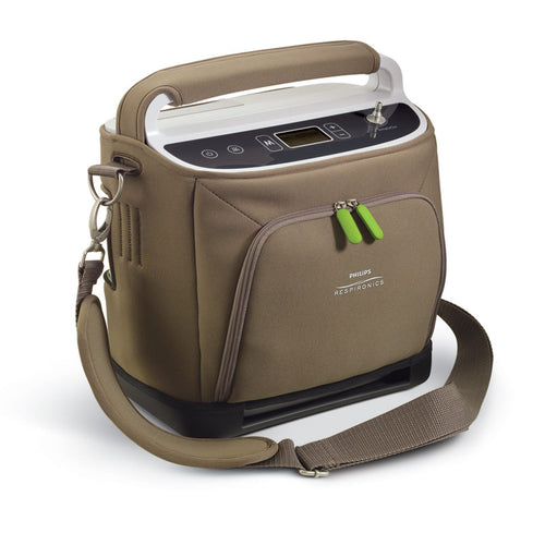 Philips Respironics SimplyGo Portable Oxygen Concentrator - Certified Refurbished - Philips Respironics - 1068987-R