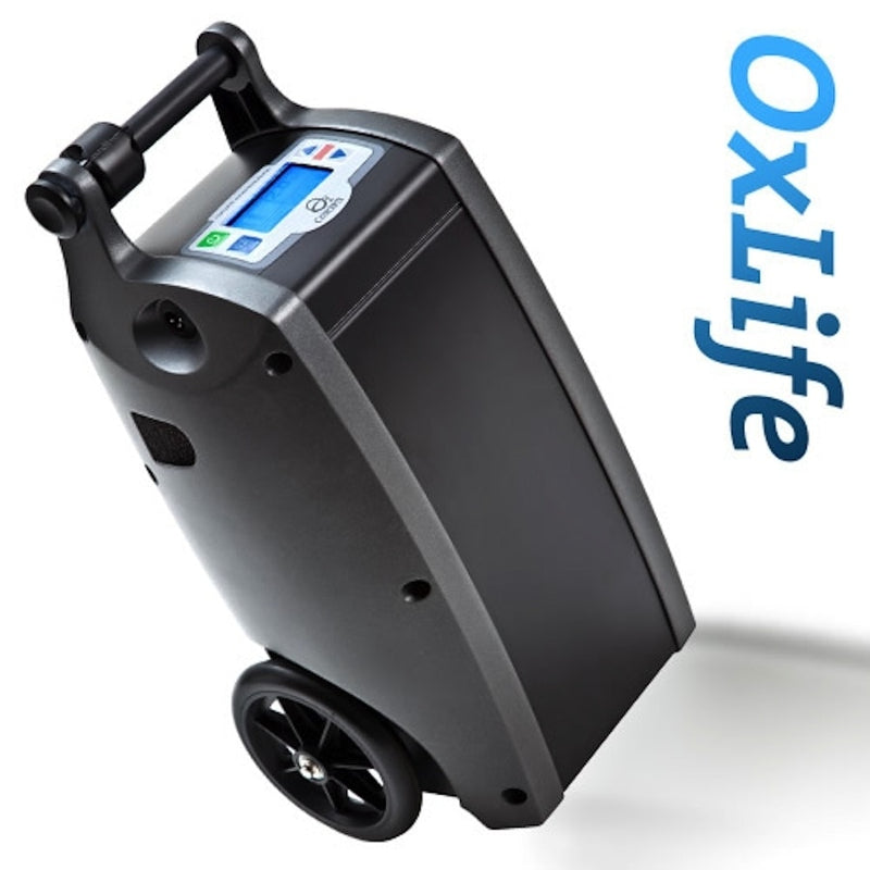 O2 Concepts Oxlife Independence with 2 Batteries