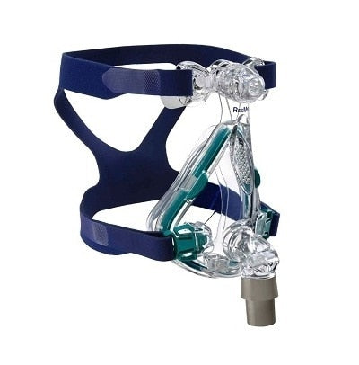 Resmed Mirage Quattro Full Face Mask System with Headgear - ResMed - 61200