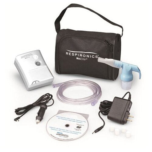 Philips Respironics InnoSpire Mini Portable Compressor Nebulizer System (Without Battery)