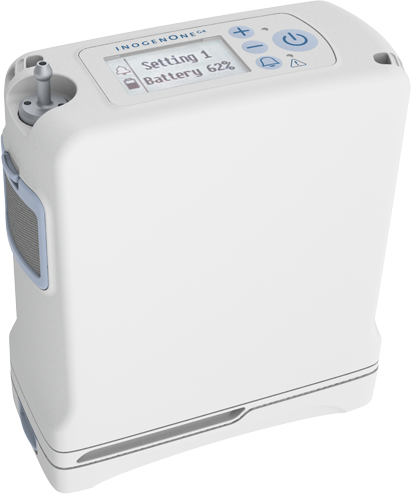 Inogen ONE G4 Portable Oxygen Concentrator - Inogen - IS-400