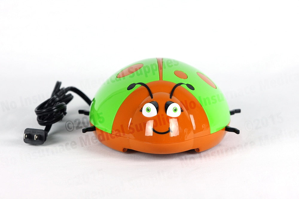Beetle Bug Pediatric Compressor Nebulizer