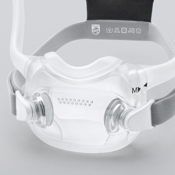 Philips Respironics DreamWear Full Face CPAP Mask With Headgear