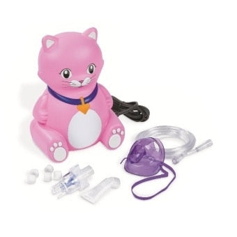 Claw Dia Kitty Pediatric Compressor Nebulizer System