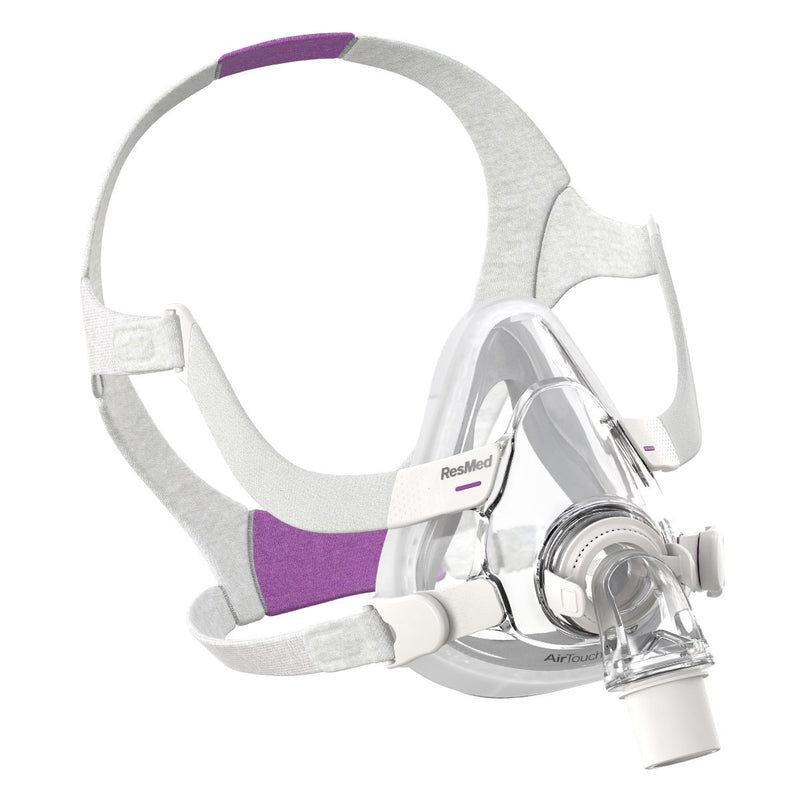 AirTouch F20 For Her Full Face CPAP Mask Pack with Headgear