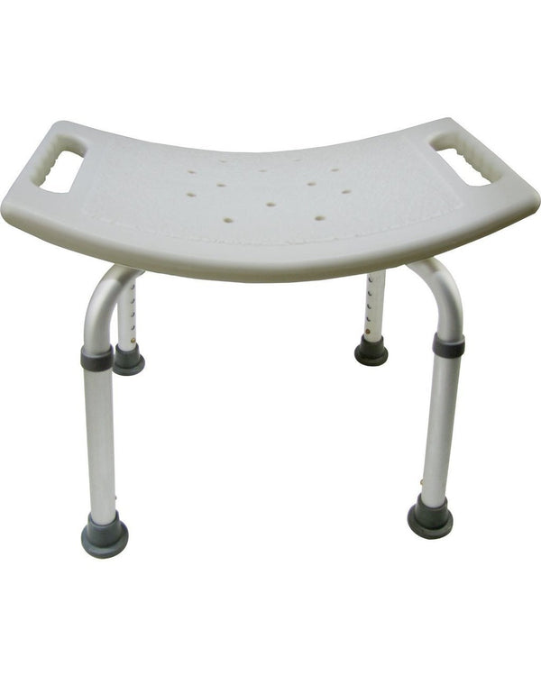 Lightweight Bath Shower Chair without Back