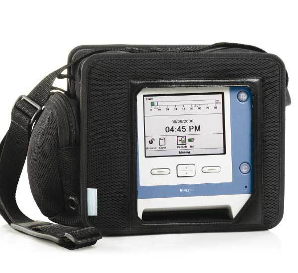 Respironics Trilogy In-Use Device Bag