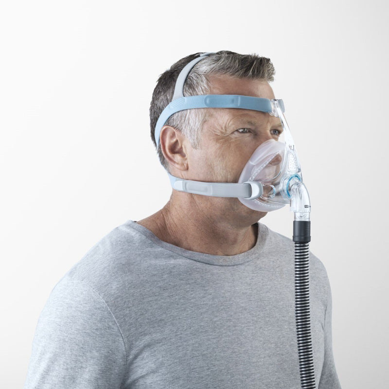 How to Fall Asleep While Wearing a CPAP Mask