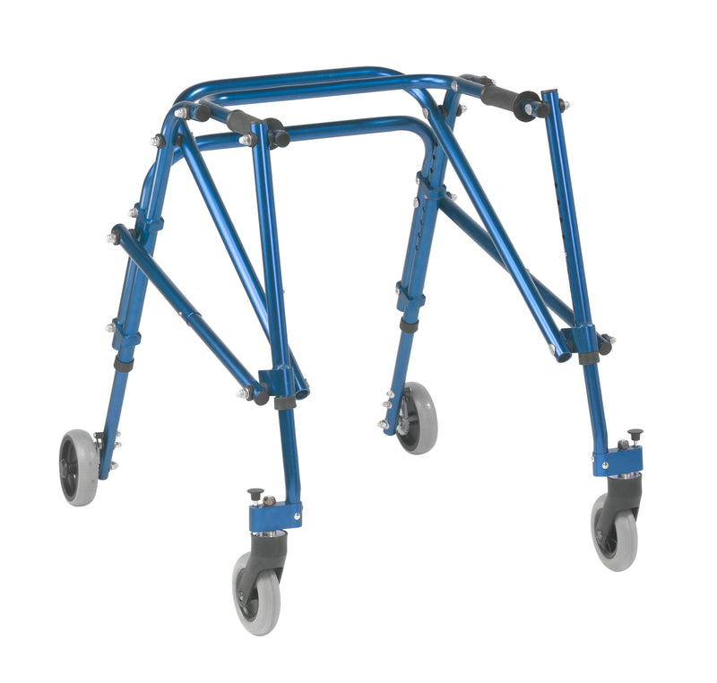 Nimbo 2G Lightweight Posterior Walker, Medium, Knight Blue