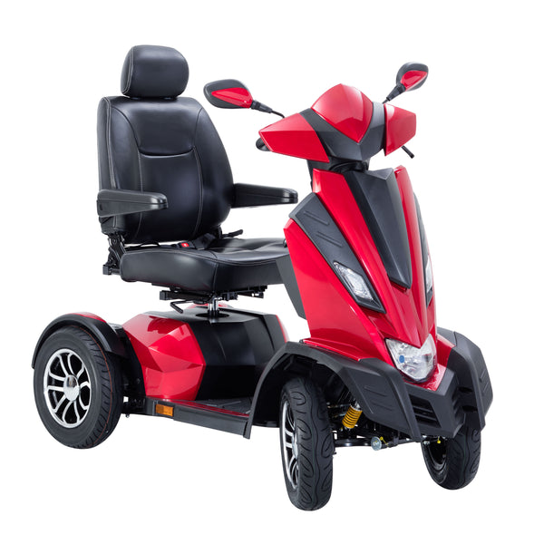 "King Cobra Executive Power Scooter, 4 Wheel, 22"" Captain Seat"