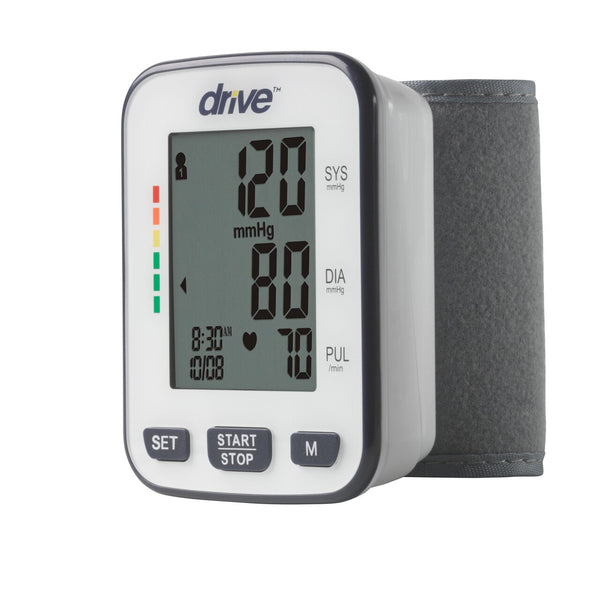 Lifestyle Essentials Automatic Deluxe Blood Pressure Monitor, Wrist
