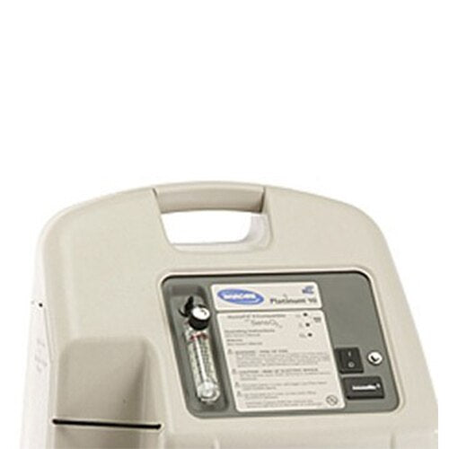 Invacare Platinum 10 Oxygen Concentrator with O2 Sensor