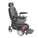 "Titan X16 Front Wheel Power Wheelchair, Vented Captain's Seat, 18"" x 18"""