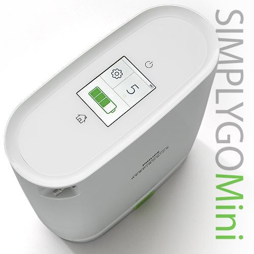 Philips Respironics SimplyGo Mini with Extended Battery - Certified Refurbished
